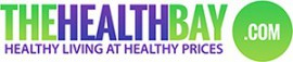 The Health Bay logo