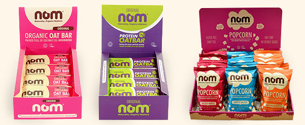 Nom Foods Products