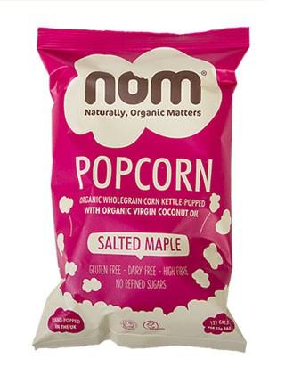 Nom Salted Maple Popcorn