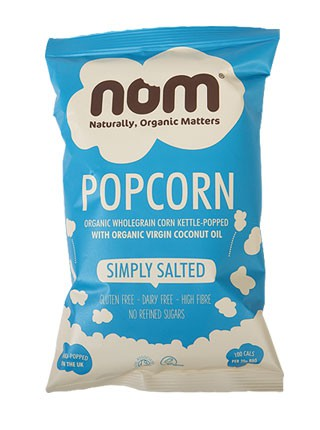 Nom Simply Salted Popcorn